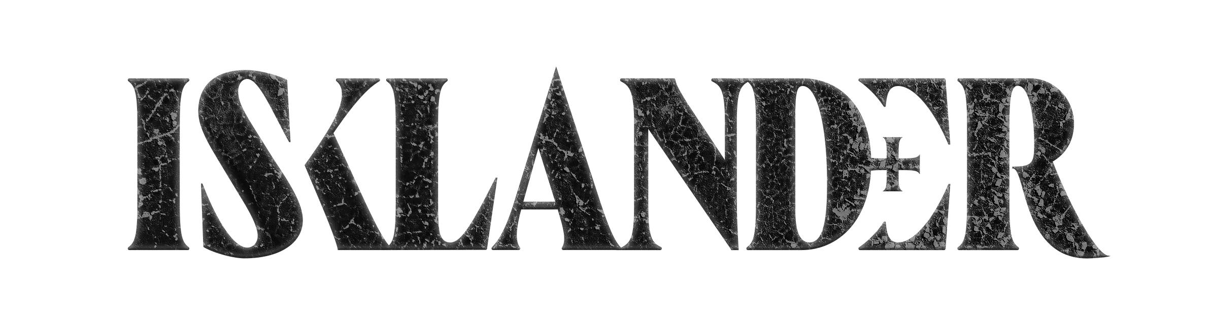 Isklander-Logo-texture-POS